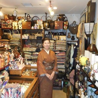 2018年12月19日の着物姿 My days with Kimonoの記事に添付されている画像