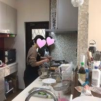 今日のお料理教室の記事に添付されている画像