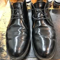 【靴磨き】ブーツの出番ですね〜!【福井】【靴店】の記事に添付されている画像