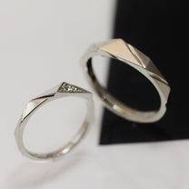 存在感抜群♪デザイン性ある結婚指輪 雅横浜元町店の記事に添付されている画像