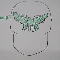 頭痛と蝶形骨の記事に添付されている画像