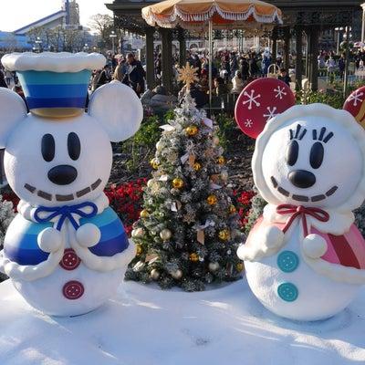 ディズニーランドのクリスマス♪の記事に添付されている画像