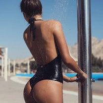 セクシーな身体つきの記事に添付されている画像