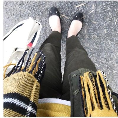 【しまむら】ずーっと狙ってる!レオパ柄ロングプリーツスカート【Uniqlo U】の記事に添付されている画像
