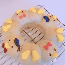 *ドナルドダック&デイジーのちぎりパン*の記事に添付されている画像