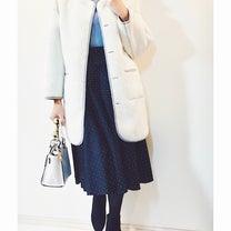 【UNIQLO】履くだけで着痩せする大人可愛いドットスカート♡の記事に添付されている画像
