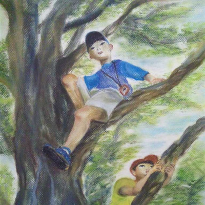 MIYAKOさん作品(7) 何が見えるかなの記事に添付されている画像