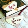 【1・2月限定】書体が選べるバレンタインカードワンデイレッスンのご案内の画像