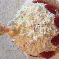 ケーキをつくりながら!の記事に添付されている画像
