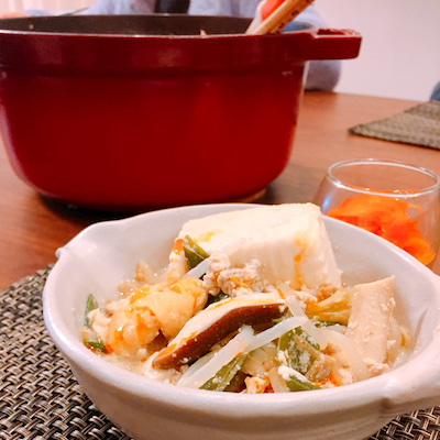 たっぷりもやしの豆乳坦々鍋♡スパイスレッスン行ってきたの記事に添付されている画像
