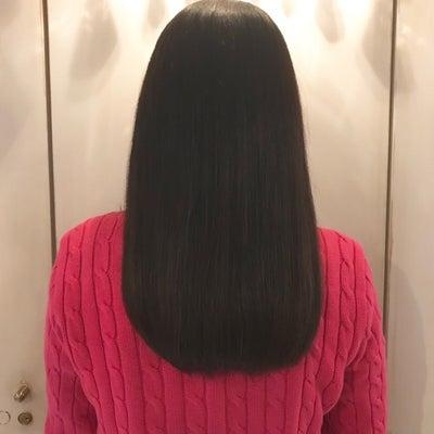 髪質改善縮毛矯正❤︎の記事に添付されている画像