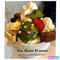 『christmas☆気まぐれパフェ♬』〜 Tea  Room Maman〜の記事に添付されている画像