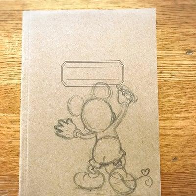 セリアのB6サイズ368ページのフリーノートに模写してみた①の記事に添付されている画像