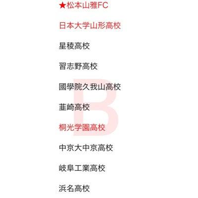 ジャパンユースプーマスーパーリーグの記事に添付されている画像