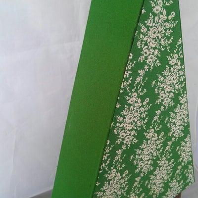 カルトナージュでクリスマスツリー③の記事に添付されている画像