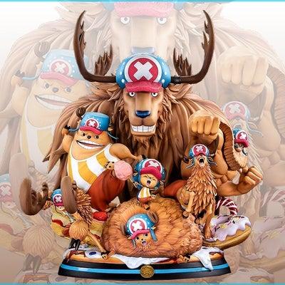 其之六百九十二 Tsume Art HQS Tony Tony Chopperの記事に添付されている画像