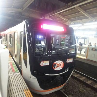 東急大井町線の6020系Q SEAT車で溝の口から大井町への記事に添付されている画像