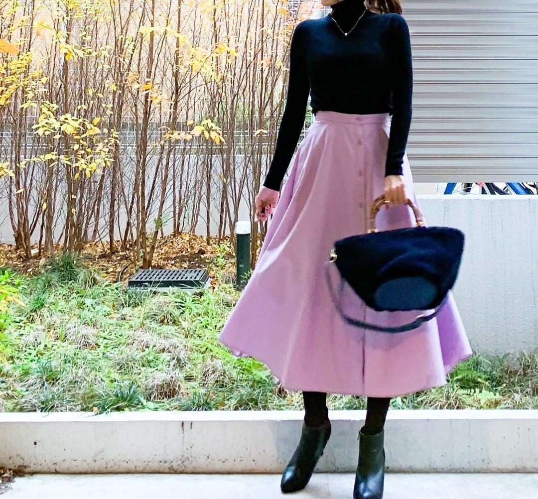 UNIQLO 展示会で一番人気だった新作スカート ♪