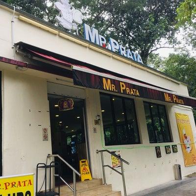 ボタニックガーデンすぐ横、24時間営業のプラタ屋さん「MR.PRATA」の記事に添付されている画像