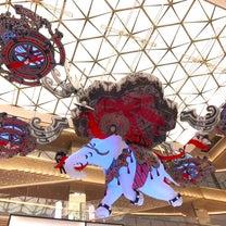 HERMES Jingle Game&GINZASIX光るゾウさんのChristの記事に添付されている画像