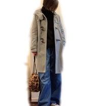 しまむら900円ニット×ワイドデニムのシンプルママコーデの記事に添付されている画像