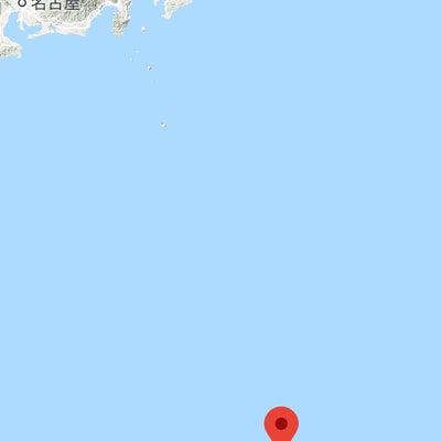 父島近海M4.8 西表島付近M4.5 富山県東部M4.2 岐阜県 静岡県の記事に添付されている画像