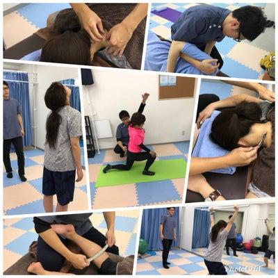 姿勢と回復の記事に添付されている画像