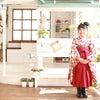 1月2月は7歳七五三袴チェンジが無料ですの画像