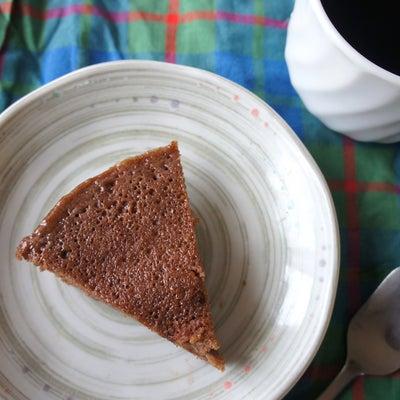 節約家族、、レンジで激安チョコケーキ!!クリスマスにもいいんじゃない?の記事に添付されている画像