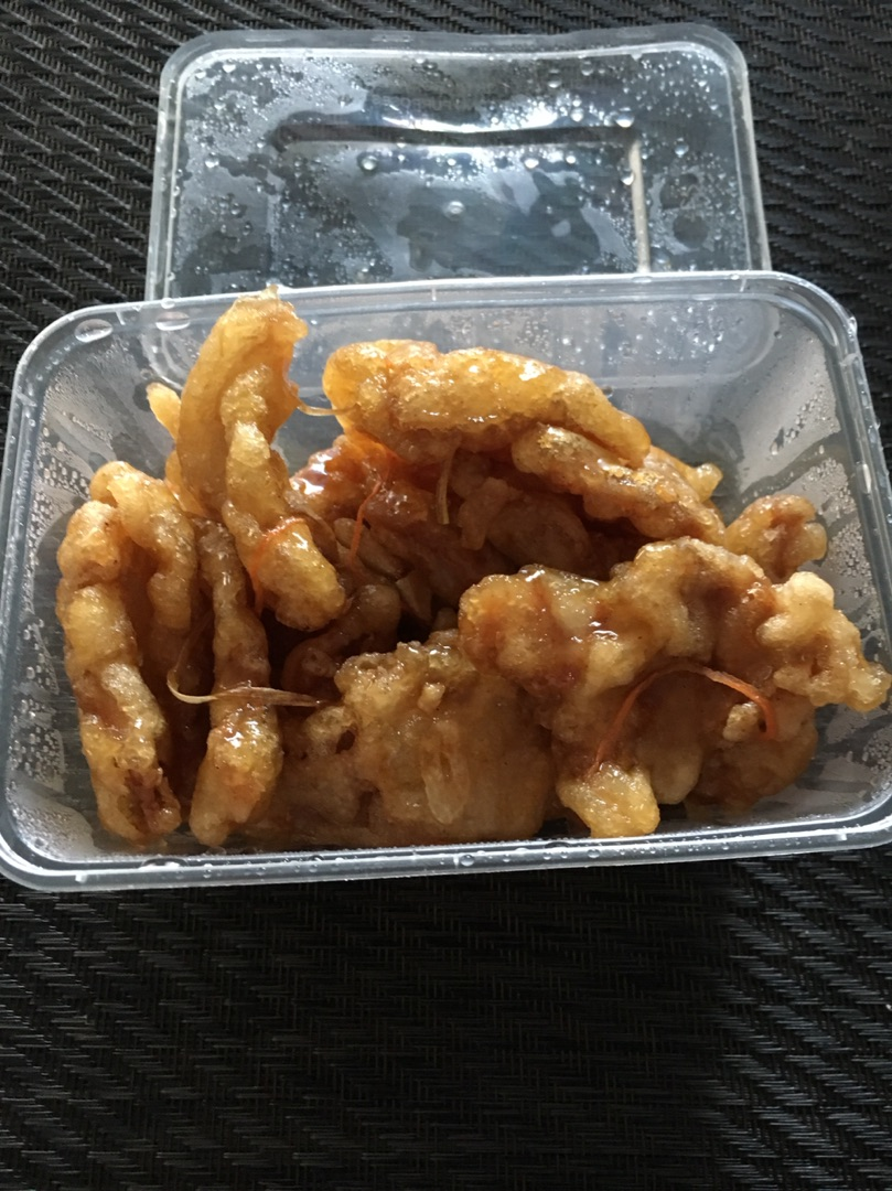 高橋の食い意地が止まらなくて・・・夏锅包肉への想いはまだ冷めてはいなかった、、、PS愛してる