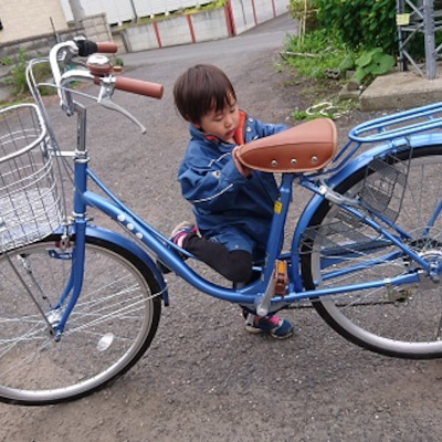 【 #当選 】DCM BRAND パンクしない自転車(ファッション車)26型 愛の記事に添付されている画像