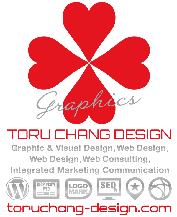 ホームページデザイン【TORU CHANG DESIGN】ネット集客・サロン集客|WordPressブログ・ホームページ・WEB・HP制作|ロゴマーク|Google/SEO対策