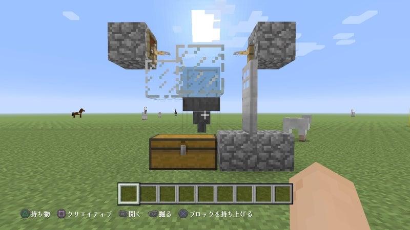 自動 釣り switch マイクラ 機