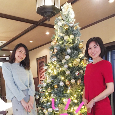 蘇州園にて、クリスマスランチ会♡の記事に添付されている画像