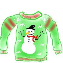 ダサかわ・セーターの日の記事に添付されている画像