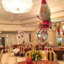 豊川ライオンズクラブさん☆クリスマス家族例会 テーブル飾り付けの記事に添付されている画像