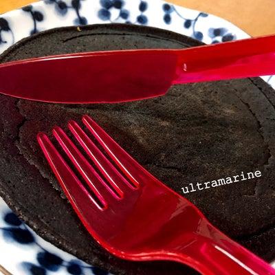 *ブラックココア パンケーキ♪*の記事に添付されている画像