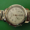 腕時計 HERMES エルメス(クロノグラフ付)の電池交換例の画像