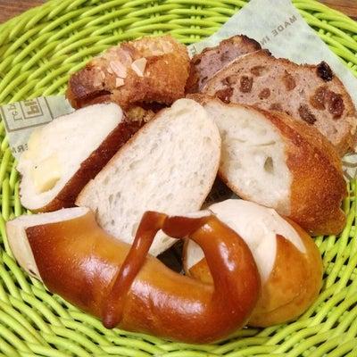東京脱出~ドイツパン パン盛り~の記事に添付されている画像