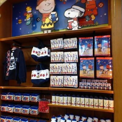 【USJ】可愛い♡スヌーピークリスマスグッズ!!の記事に添付されている画像
