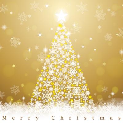 クリスマスの華やいだ街並。の記事に添付されている画像