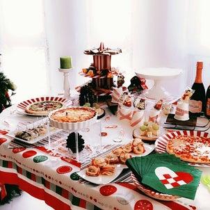 ヤンチャ男子のクリスマス・パーティーの画像