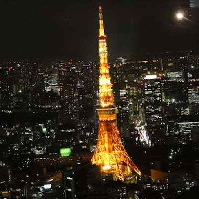 今日は東京タワー完工の日の記事に添付されている画像