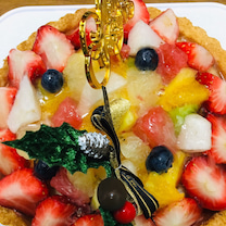 ワンホールのケーキ☆の記事に添付されている画像