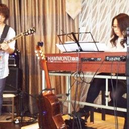 画像 クリスマスジャズLive〈袖ケ浦市 ピアノ エレクトーン くらの音楽教室〉 の記事より 3つ目