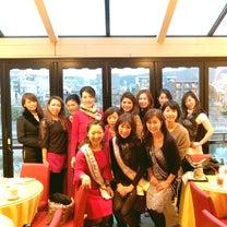 ミセスインターナショナル大阪大会cafetimeを終えての記事に添付されている画像