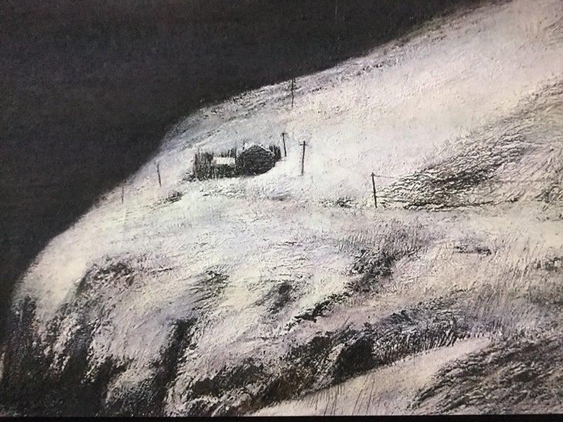 相原求一朗       冬の北海道を描き続けた画家