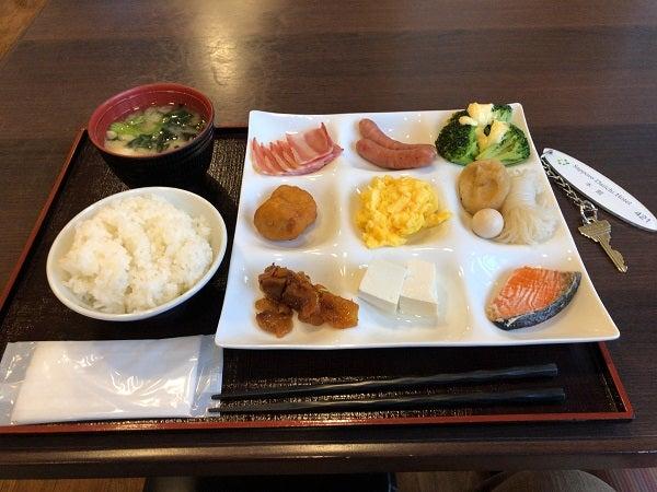 20181223 札幌第一ホテル朝食