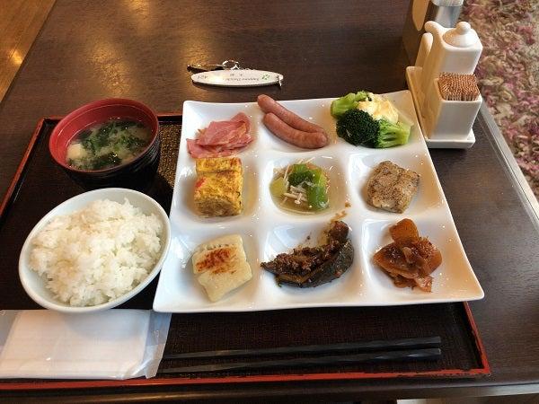 20181224 札幌第一ホテル朝食