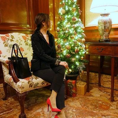 プチプラミックスでクリスマス夫婦コーデ♪の記事に添付されている画像